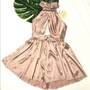 LF Dresses - LF DUSTY LILAC romper